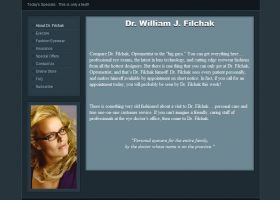 Dr. Filchak Website